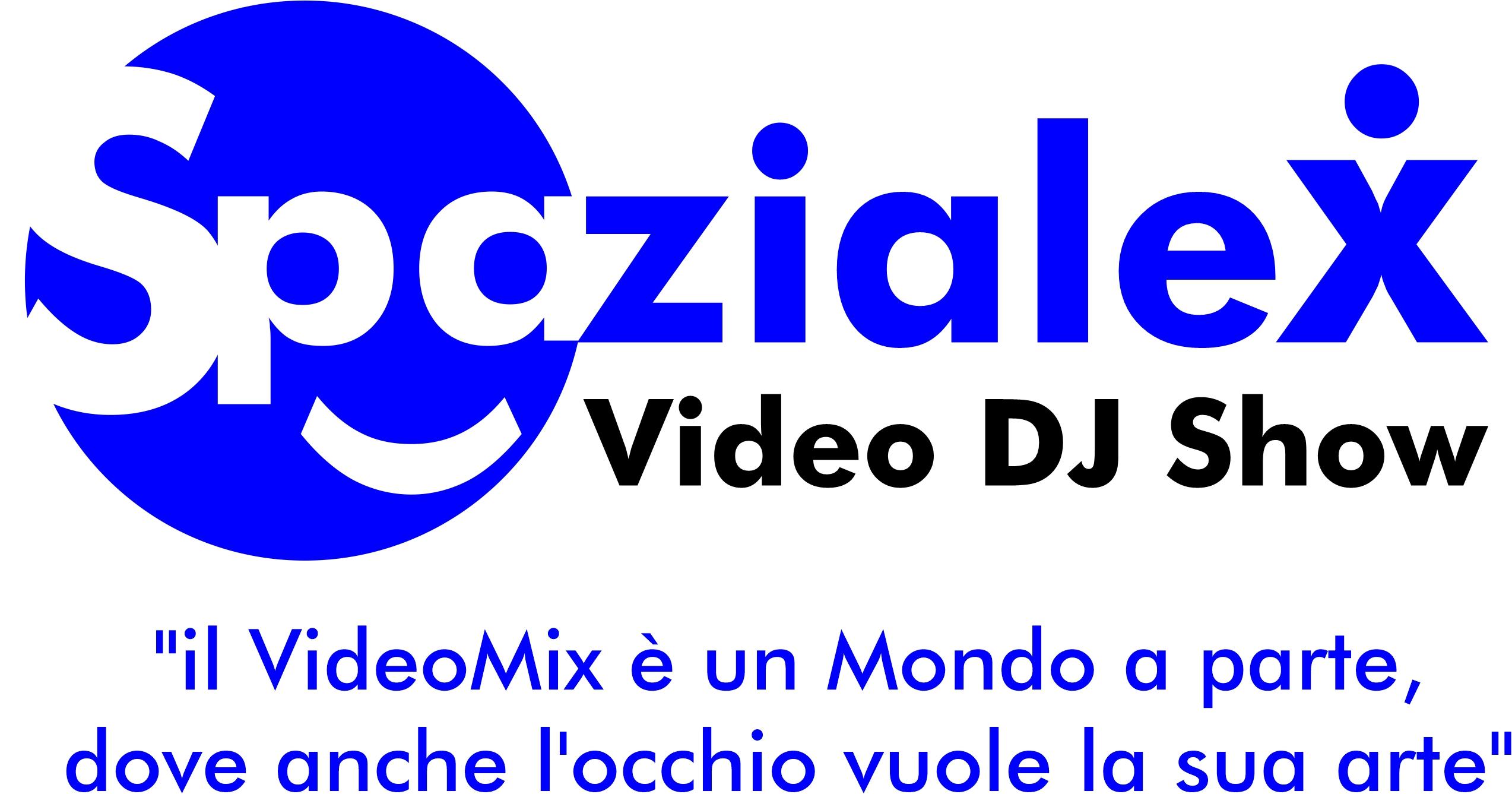 Logo Spazialex Video DJ