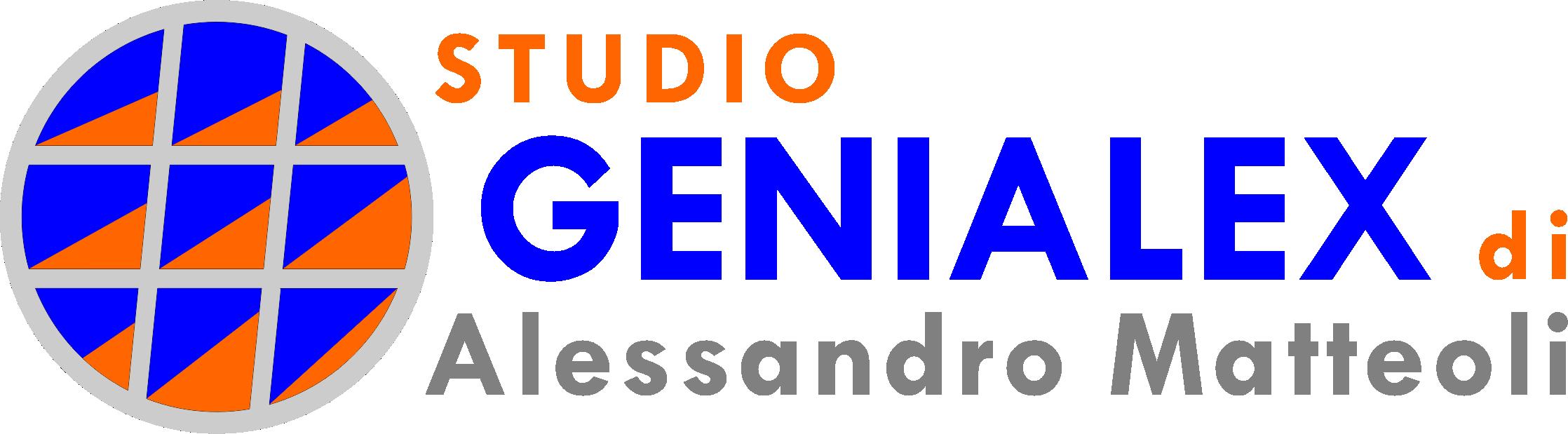 Logo Studio Genialex